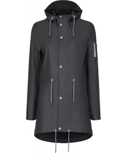 Notyz Raincoat. Style 40.357. Antracite Black. Must Have: 899,- Spar: 10% V.I.P. Followers