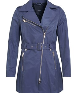 ROCKANDBLUE Trenchcoat. Style: Aurora. Farve: Carbon Blue. X-Treme SALE: 799,-